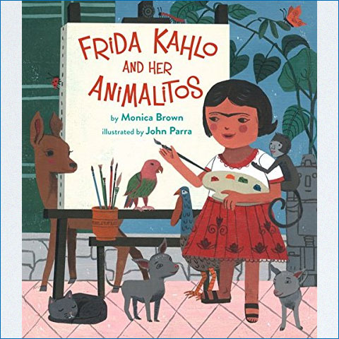 Frida_Kahlo_and_Her_Animalitos