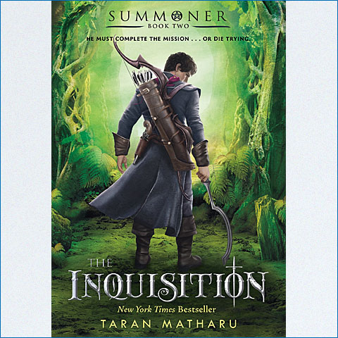 The_Inquisition_Summoner_book_two