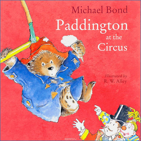 Paddington_at_the_Circus