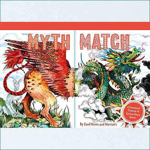 Myth_Match_A_Fantastical_Flipbook_of_Extraordinary_Beasts3