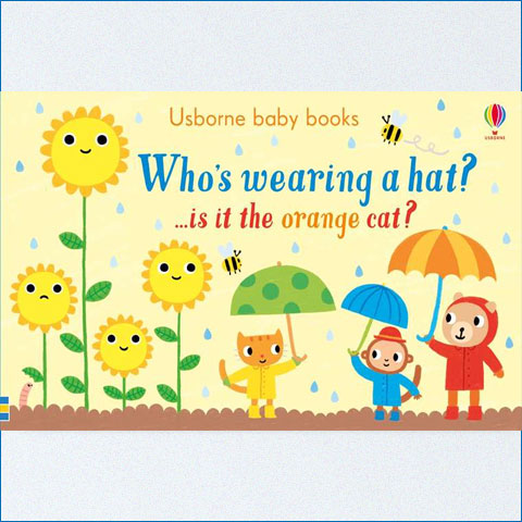 Usborne_Baby_Books_Who_is_wearing_a_hat